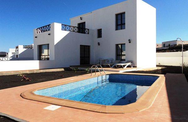 Vakantiehuis Lanzarote