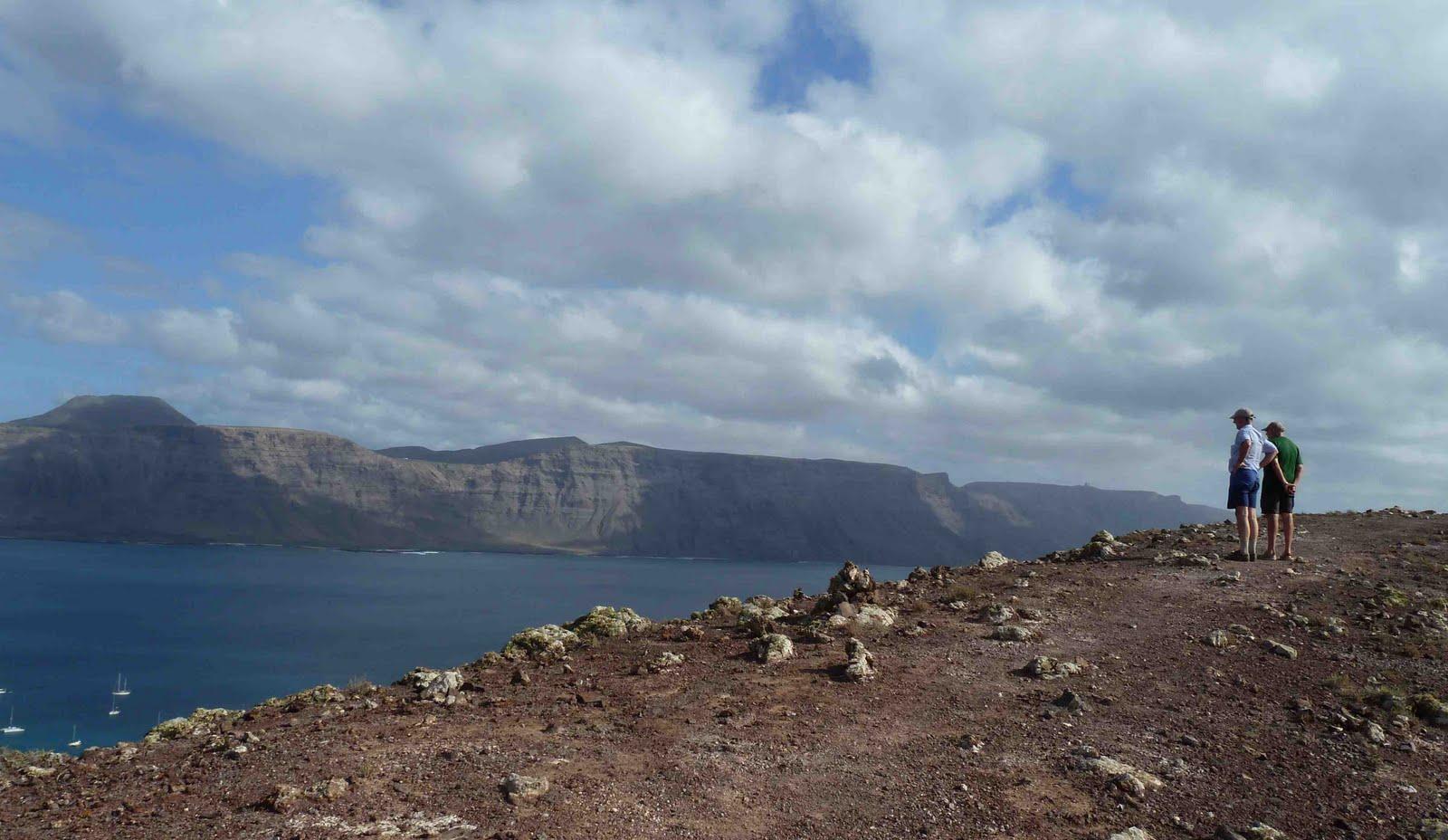Wandelen Lanzarote