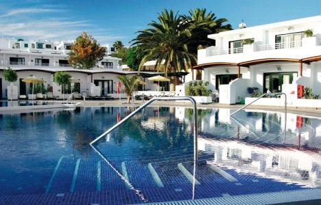 Appartementen Lanzarote