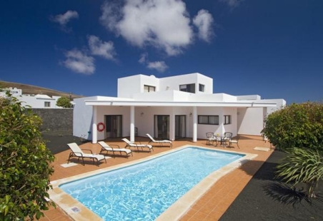 Vakantiehuizen Lanzarote